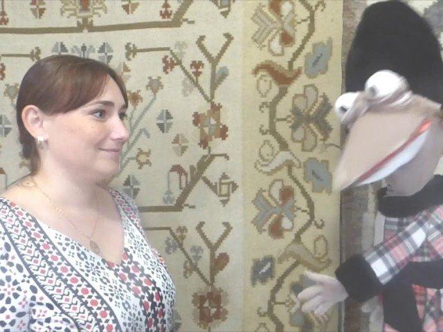 Крукоруки у Полтавському краєзнавчому музеї імені Василя Кричевського