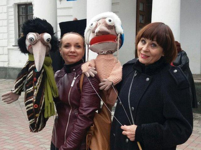 Крукоруки знову завітали до Полтавського музею авіації і космонавтики!