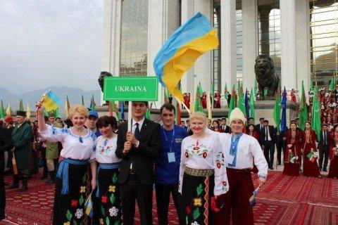 """ІІ Міжнародний фестиваль """"Театральне мистецтво епохи щастя"""" (Ашгабат, Туркменистан)"""