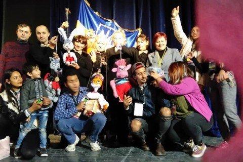 Міжнародний фестиваль дитячих театрів в м. Таза, Королівства Марокко