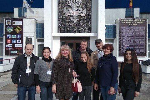 """X Міжнародний фестиваль театрів ляльок """"Під шапкою Гугуце"""" (Молдова, м. Кишинів)"""