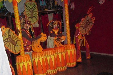 """XVI Міжнародний фестиваль театрів ляльок """"Theater Kohvris"""" (Вільянді, Республіка Естонія)"""