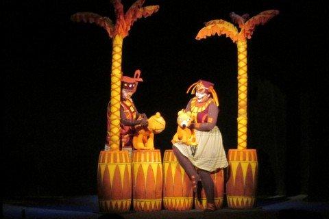 """1 Відкритий регіональний фестиваль театрів ляльок та студій лялькового мистецтва """"Кришталева лялька"""", (м. Миколаїв)"""