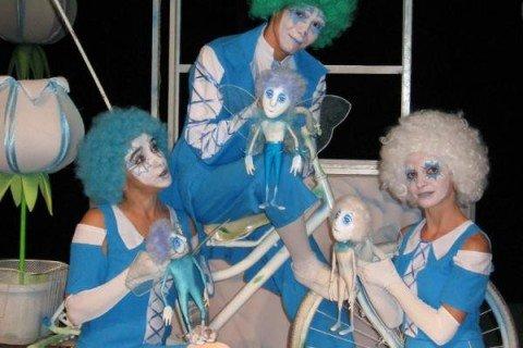 VIII Білоруський міжнародний фестиваль театрів ляльок (Мінськ, Республіка Білорусь)