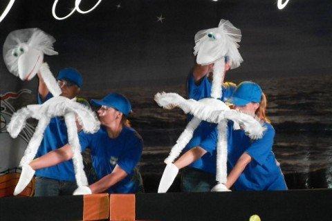 """ХХ Міжнародний фестиваль естрадної творчості """"Зоряний Крим"""" (Ялта, смт. Лівадія, АР Крим)"""